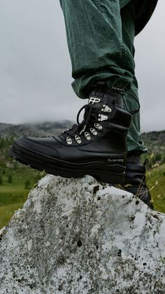Built around durability, comfort and performance. Discover our new Boots in-store and at fillingpieces.com Gentleman Shoes, Fall Winter, Autumn, Plain Shirts, Sweater Shirt, Earth Tones, Hiking Boots, Casual, Collection