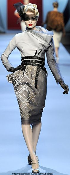 Couture Spring 2011 - Christian Dior  | The House of Beccaria