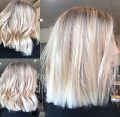 It's true, you can observe that balayage works pretty nicely with all hair lengths. Still another website to explain to you how balayage is finished. Balayage Long Hair, Hair Color Balayage, Blonde Color, Hair Colour, Ombre Hair, Blonde Balyage, Balayage Hairstyle, Balayage Bob, Long Layered Hair