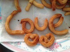 LOVE churros