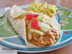 Slow Cooker Mexican Style Chicken | FaveHealthyRecipes.com