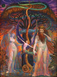 Visionary Artist Ernst Fuchs Visionary art or fantastic art has become a long standing movement with masters both past and present. Ernst Fuchs is one of the living elders of this painting movement…