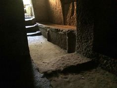 Ancient Caere necropolis at Cerveteri  #etruscans #archaeology