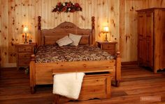 Find 11 Stylish Tricks of How to Upgrade Natural Pine Bedroom Furniture for you furniture sets wooden Bedroom Wood Floor, Pine Bedroom Furniture, Bedroom Furniture Makeover, Wooden Bedroom, New Furniture, Bedroom Decor, Wooden Furniture, Narrow Living Room, Living Area