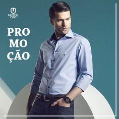 Nesta semana, comprando em nossa loja você concorre a uma camisa da Dudalina. Sorteio no sábado (01/11/14). Acesse nosso instagram: @lojaradicalchic #Dudalina #Promoção #RadicalChic #ModaMasculina