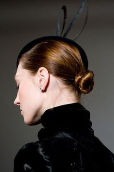 Throwback Thursday: Recreate These Chic Chignons by Guido
