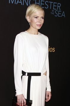 """Michelle Williams Got LV'd again, at the """"Manchester by the Sea"""" Premiere 