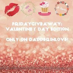 💗🎁💗 #FridayGiveaway: #ValentinesDay Edition! Follow along throughout the day as we share some the best romantic sweepstakes & giveaways from around the web! {FYI: Though we share the best #sweepstakes and giveaways we find each week, the sweepstakes and giveaways themselves are not sponsored by us.} ✨  #PutARingOnIt 💎💍 ✨ #Friday #love #romance #couple #relationshipgoals #weddingseason #win #highfashion #couture #travel #giveaway #contest  #wedding #musthave  #luxury #fashion #IDo #fbf