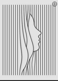 Graphic Patterns, Graphic Design, Art Sketches, Art Drawings, Joy Division, Geometric Lines, Wire Art, Op Art, String Art