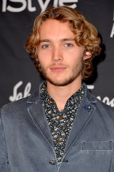 Photo of HFPA/InStyle Party for fans of Toby Regbo.