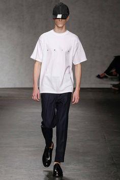 Spring 2015 Menswear - Casely-Hayford