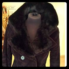 32a6f4505c ️ZARA Basic Faux Fur Coat Jacket🌺🍁 Brand new. Tags