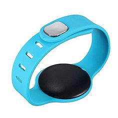Aenmil® Bluetooth 4.0 Smart Watch OLED Screen Smart Healthy Bracelet Sports, Fitness, Step, Distance, Calories Tracker for Samsung S3/S4/S5/Note 3/Note 4, iPhone 5S 5C 5 6,iPad mini2/3,iPad 4,iPad Air,iPad Air2, iPod Touch 5 and Other Smart Mobile Device (Blue) 18.99  #100%brandnewandhighquality #Aenmil® #Blue #ColorBlackRoseRedBlueGreenOrange #GenderUnisex #LightweightSilicone...