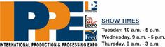 The first seminar of its kind, 'How to Export Feed and Feed Ingredients to the U.S.' will be held during the International Production & Processing Expo (IPPE) which takes place from 28 - 30 January 2014 in Atlanta, Georgia, USA.