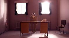 The Unknown  Jesper Baker (2016) by Sean Pecknold: http://shortfil.ms/film/the-unknown-jesper-baker-2016 #shortfilm #animation