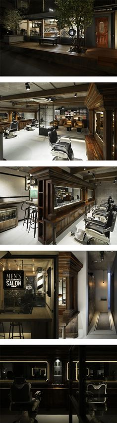 MENS GROOMING SALON