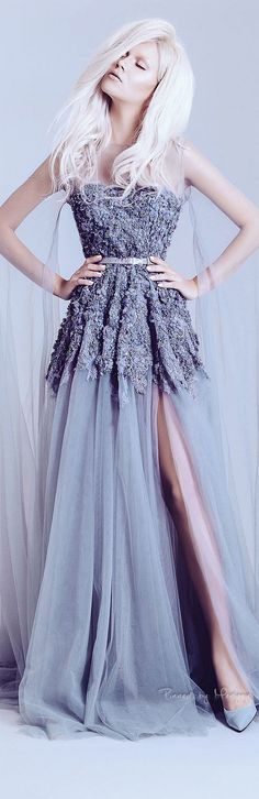 Manon! Alfazairy Spring-summer 2015. #gorgeous #dress