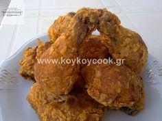 ΚΟΤΟΠΟΥΛΟ ΠΑΝΕ…ΑΛΛΙΩΣ! – Koykoycook Muffin, Meat, Chicken, Breakfast, Recipes, Food, Morning Coffee, Essen, Muffins