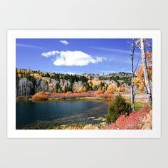 Round Lake, Northwest view