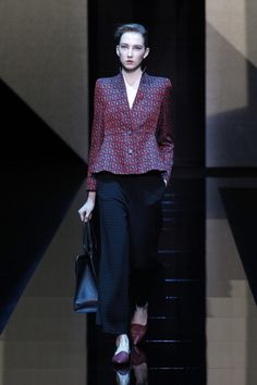 Giorgio Armani | Menswear - Autumn 2017 | Look 5