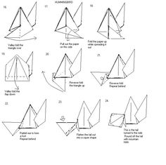 Folding Diagram 3 Of Scottish Terrier Dog Money Origami