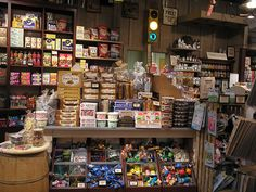 If they don't have it, you don't need it!  Cracker Barrel.