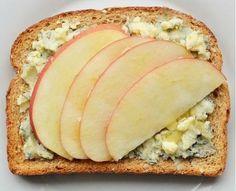 Sandwiches manzana