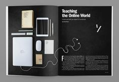 Momentum Magazine, Issue 3: Engineering Goes Global on Behance
