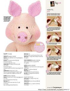 Simply Knitting 2011-01 - 编织幸福 - 编织幸福的博客