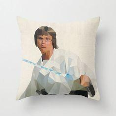 Idée cadeau - les coussins Star Wars low poly