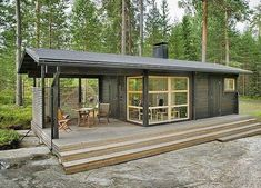 """1,859 Likes, 64 Comments - Survival Kit, Inc. (@surviva1kit) on Instagram: """"Love this tiny home. What do you think? Photo: @prefabnsmallhomes"""""""