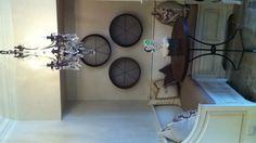 Corner kitchen nook! Love it!