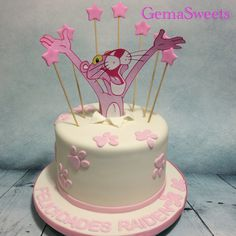 78ec6549b 28 melhores imagens de Pink Panther | Colors, Parties kids e Pink panter