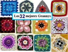 Encuentra aquí algunos de los mejores Grannys encontrados en Internet, con su diseño ou diagrama. Los Grannys de crochet, dan para hacer un sinnúmero de proyectos de ganchillo como mantas de crochet, bolsas, colchas, ponchos, almohadas, etc. Más adelante vamos … Ler mais... →