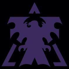 Terran shirt purple