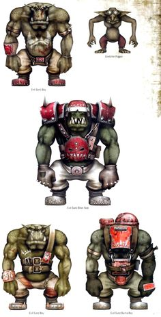 Evil Sunz - Warhammer 40k - Wikia