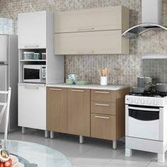 Compre Cozinha Compacta Aço e pague em até 12x sem juros. Na Mobly a sua compra é rápida e segura. Confira!