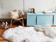 Etsy Skandinavisches Design, Interieur, Dänemark, Home, Schafsfell, Wohnzimmer, gemütlich