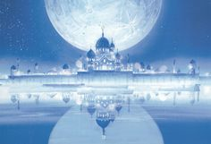 The Moon Kingdom Castle (ANIME) by Moon-Shadow-1985.deviantart.com on @deviantART