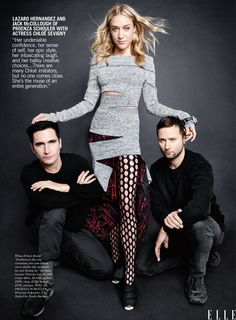 """Elle Magazine's 30th Anniversary Issue """"The Elle Look"""" Editorial Omits Black Designers"""