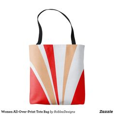 Women All-Over-Print Tote Bag