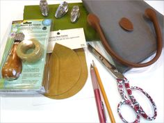 How to Use The Speedy Stitcher Sewing Awl from Dritz Home in combo with Getta Grip Sewing Clips!