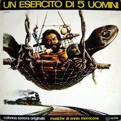 LP12 - Un esercito di 5 uomini - Bud Spencer / Terence Hill - Datenbank