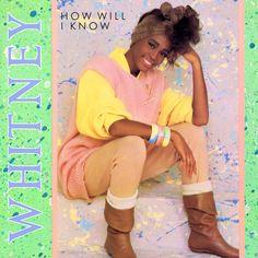 "Whitney Houston - How Will I Know (12"" Single)"