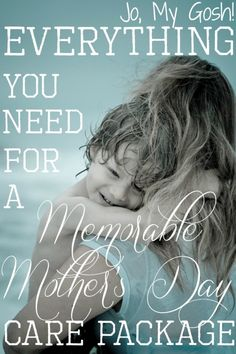 Recipes crafts and inspiration for mother s day care packages