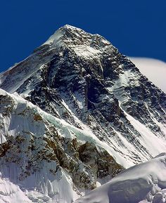 The Natural Wonders of the World: Mount Everest