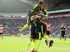 TRỰC TIẾP Sunderland  Arsenal