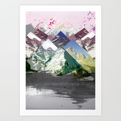 Sky Art Print by ohzemesmo - $13.52