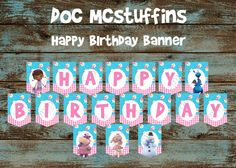 Birthday Party Supplies By Papel Pintado