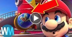 Top 10 Easter Eggs in Mario Odyssey
